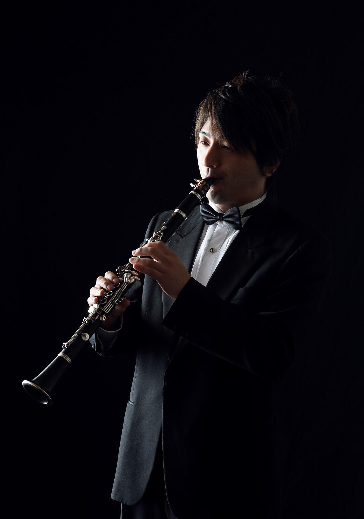 すずきたかのり クラリネット奏者 吹奏楽