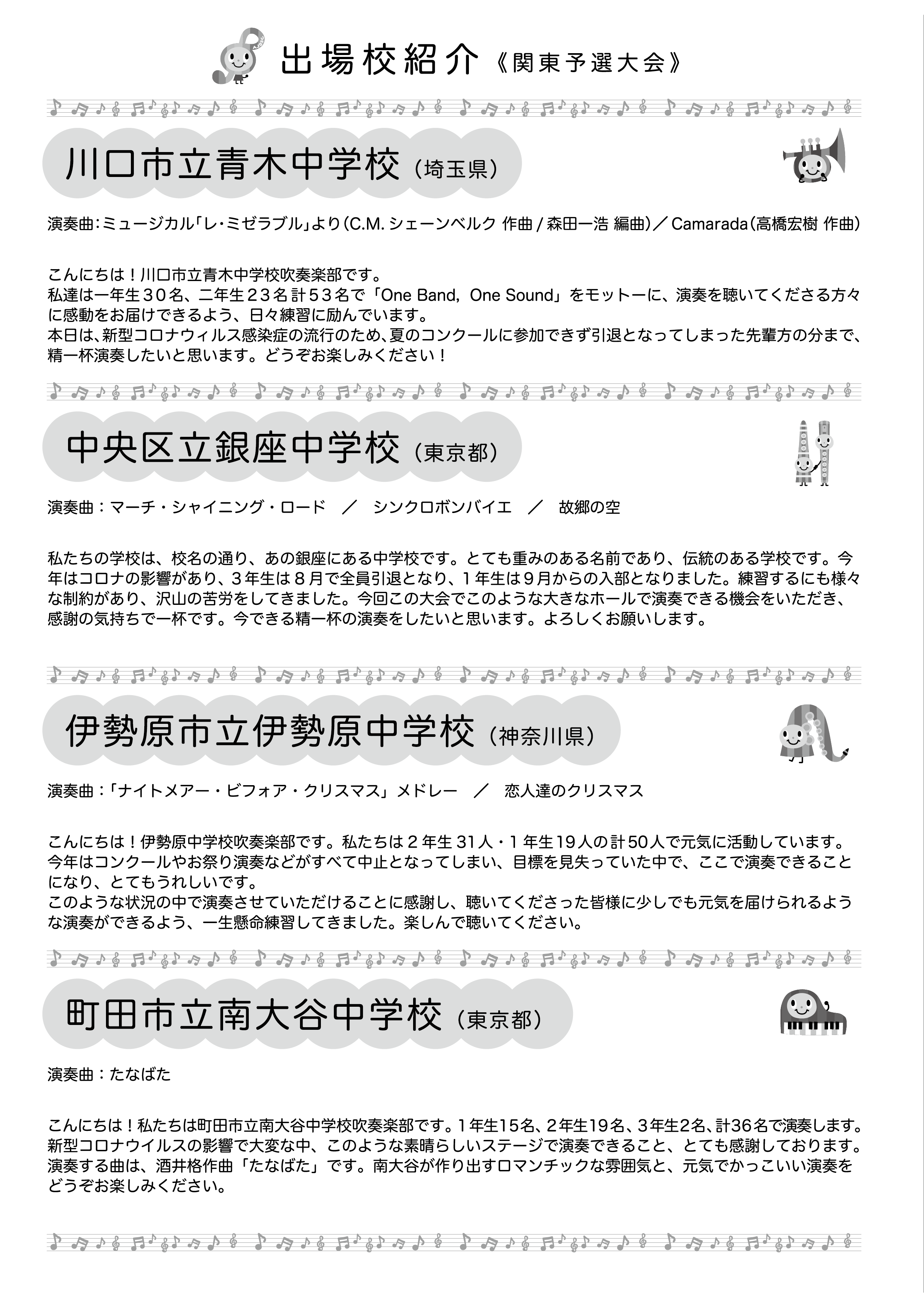 関東予選プログラム2